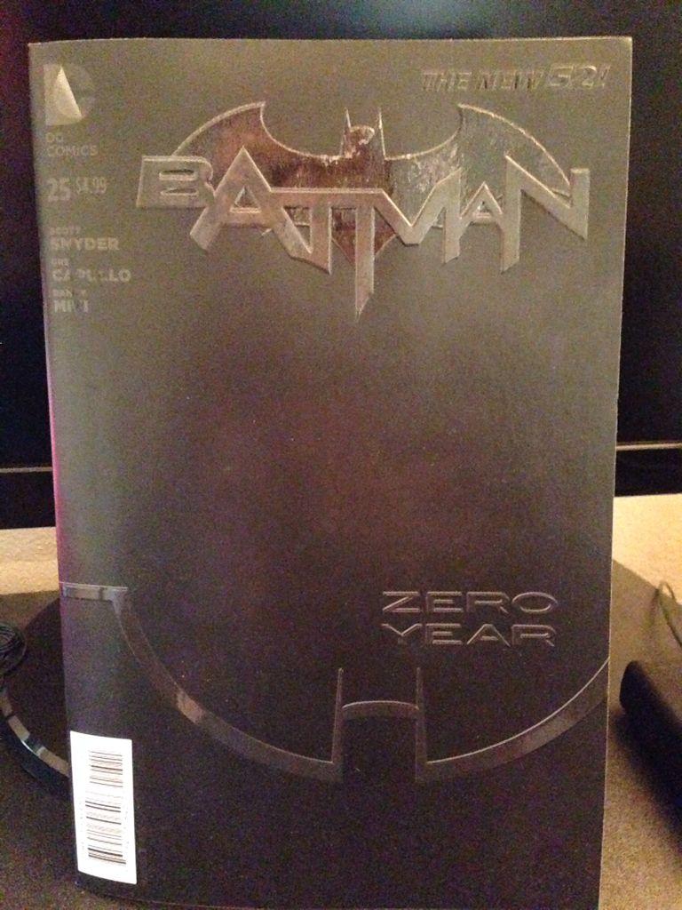 Batman - 25 cover