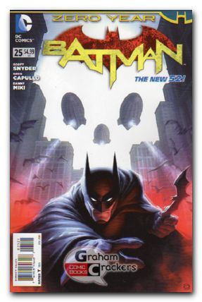 Batman - 25 cover