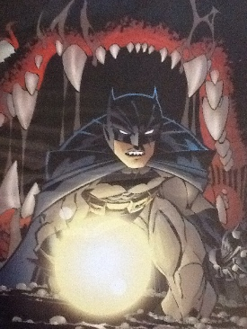 Batman - 577 cover