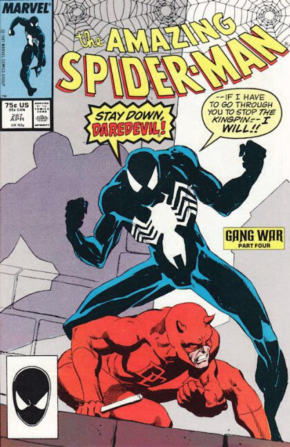 The Amazing Spider-man - 287 cover