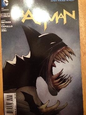 Batman - 27 cover