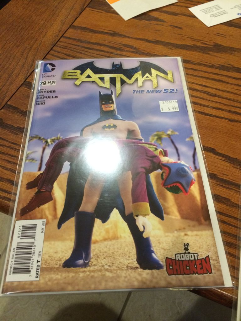 Batman - 354 cover