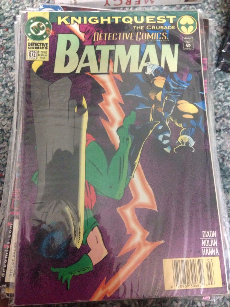 Batman - 672 cover
