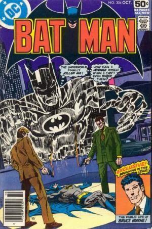 Batman - 304 cover