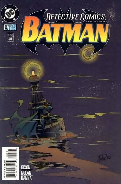 Batman - 687 cover