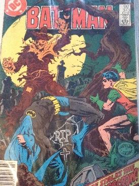 Batman - 373 cover
