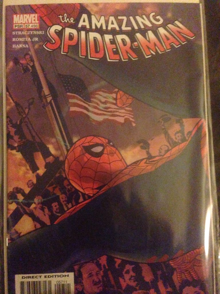 The Amazing Spider-man - 498 cover