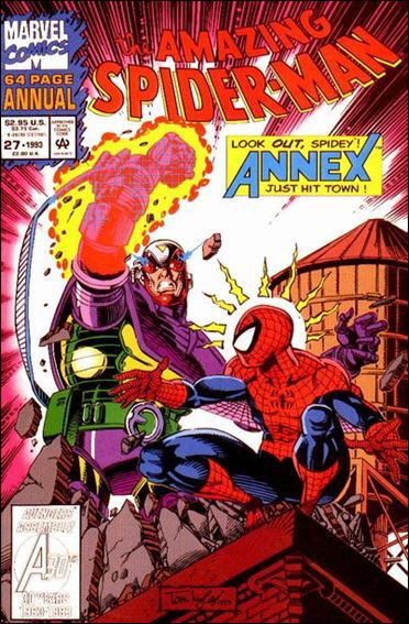 The Amazing Spider-man - 27 cover