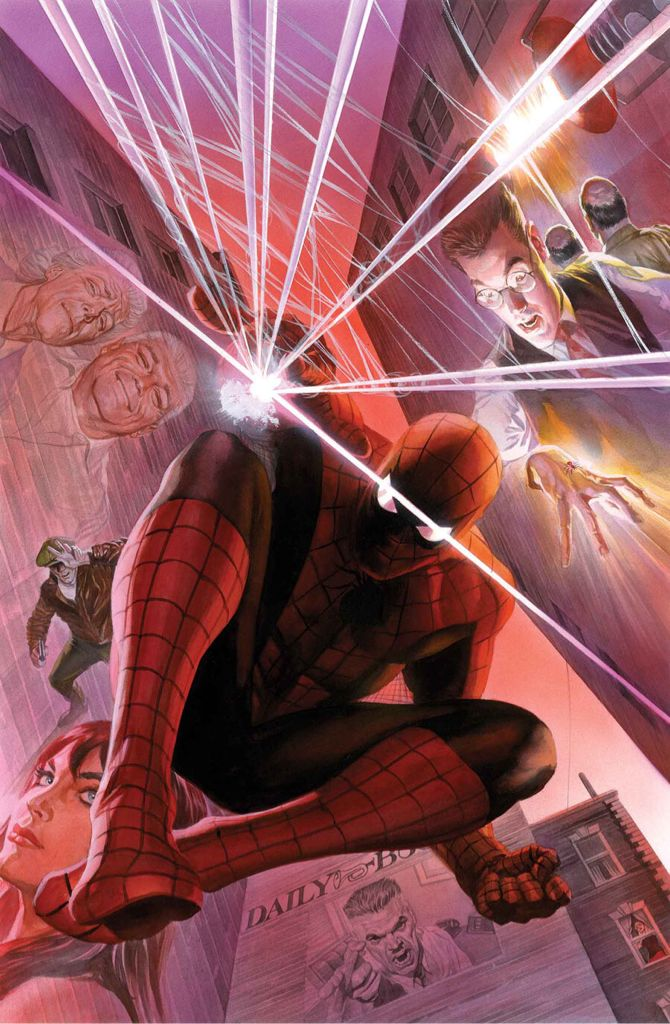The Amazing Spider-man - 001 cover
