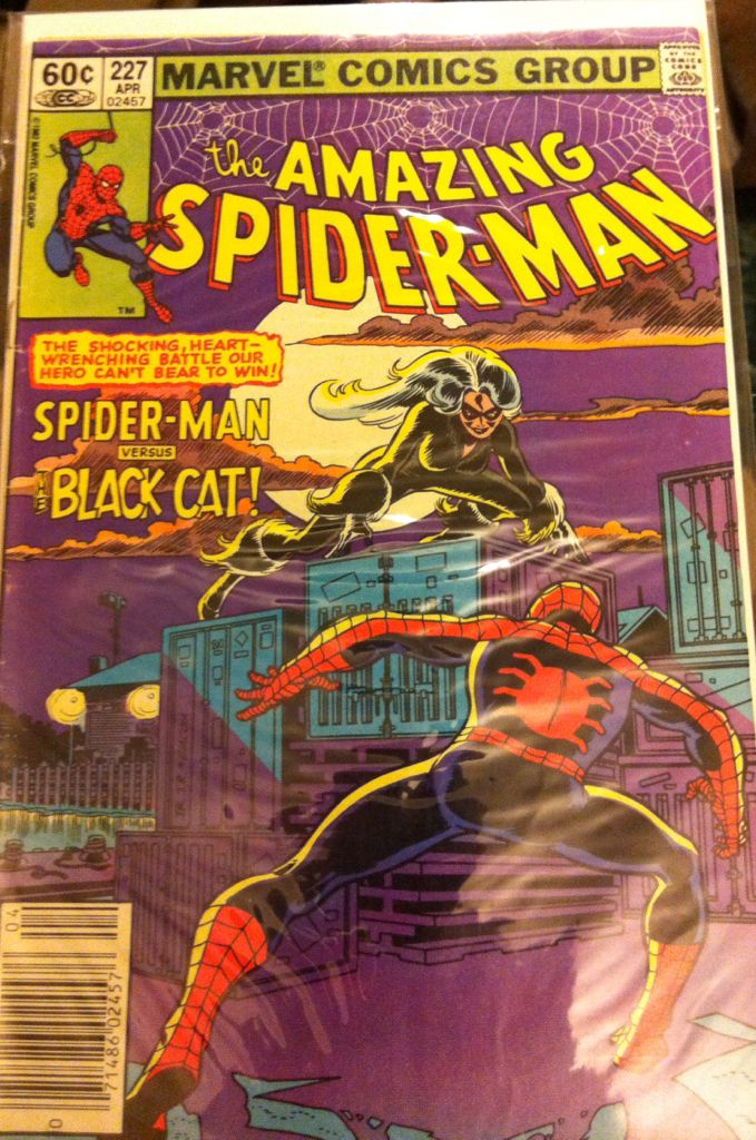 The Amazing Spider-man - 227 cover