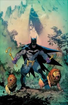 Batman - 33 cover