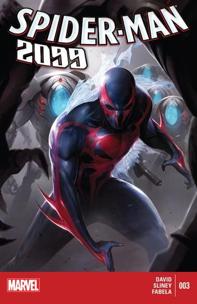 The Amazing Spider-man - 003 cover