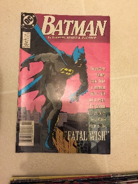 Batman - 430 cover