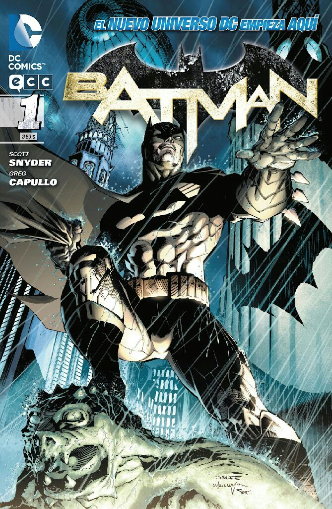 Batman - 489 cover