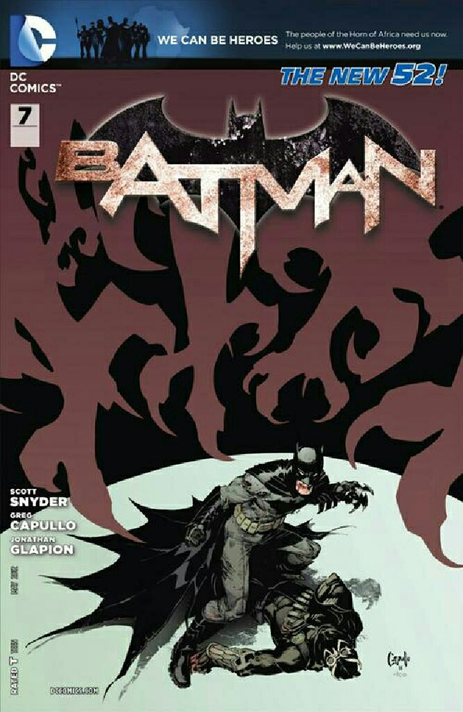 Batman Vol. 2 - 7 cover