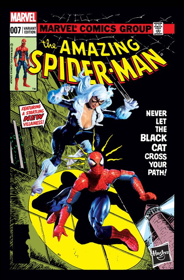 The Amazing Spider-man - 7 cover
