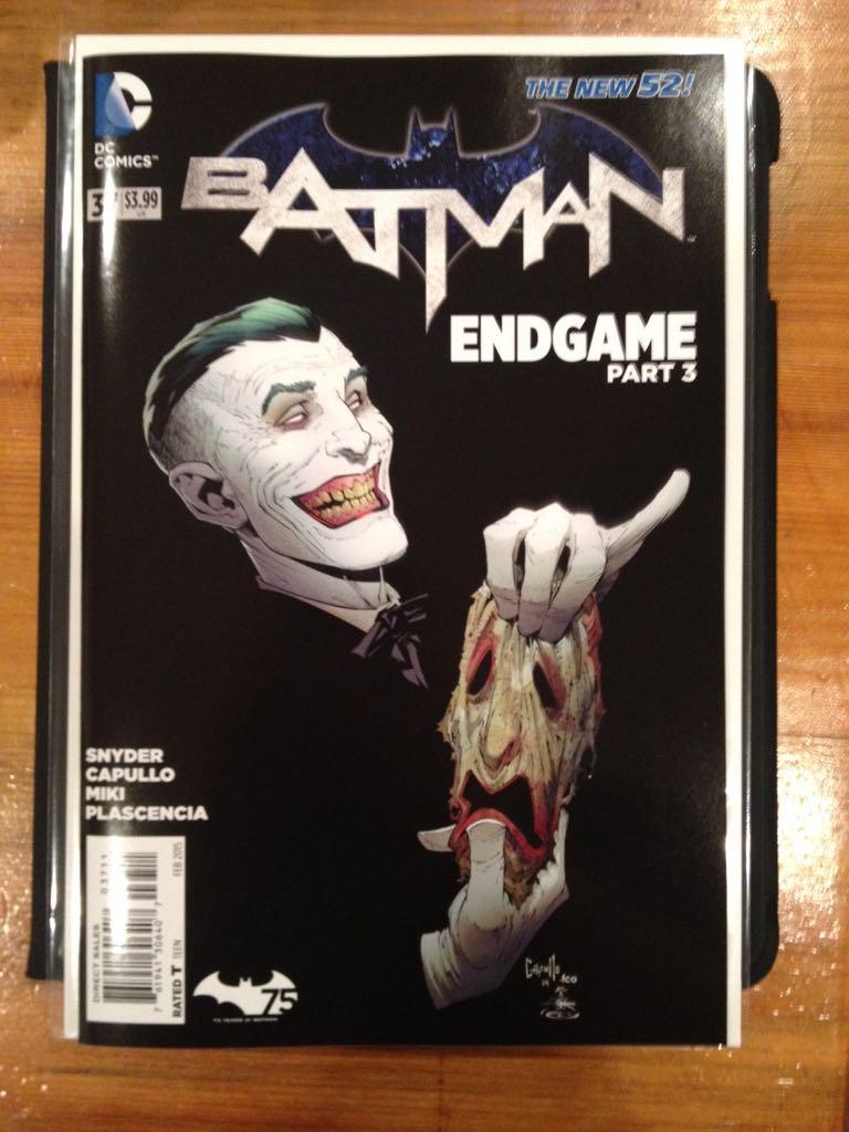 Batman - 37 cover