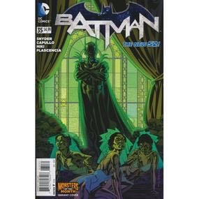 Batman - 35 cover