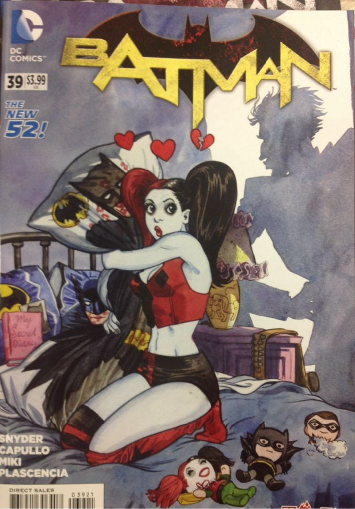 Batman - 39 cover