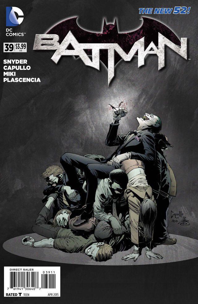 Batman - 39 cover