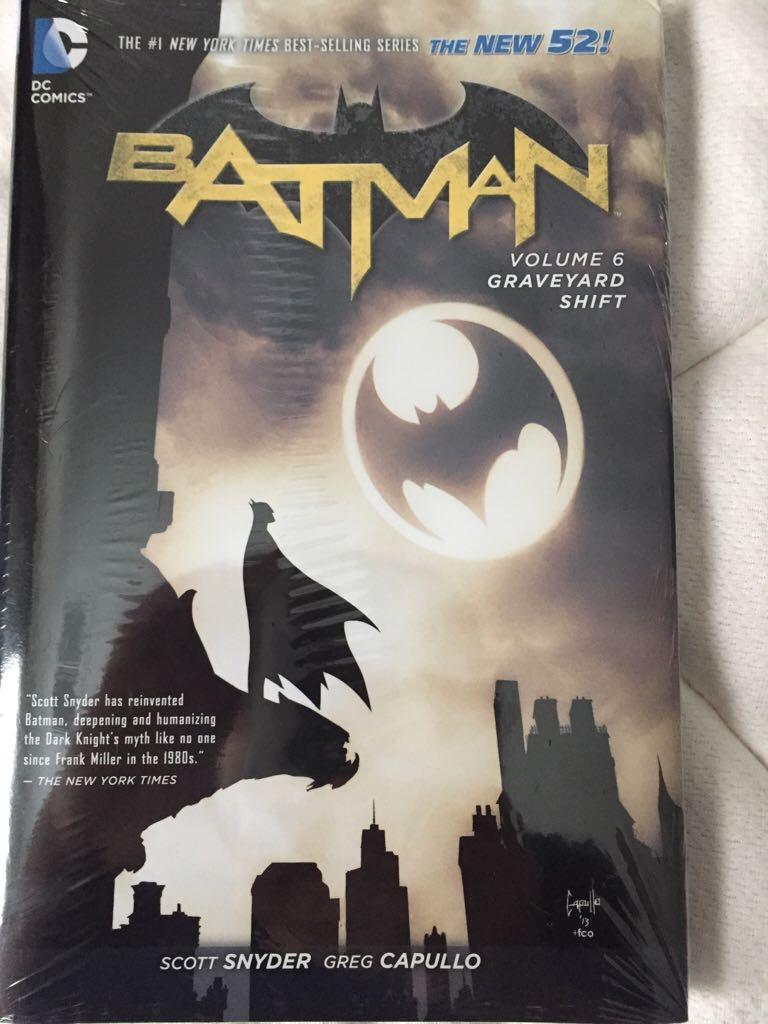 Batman - 18-20 cover
