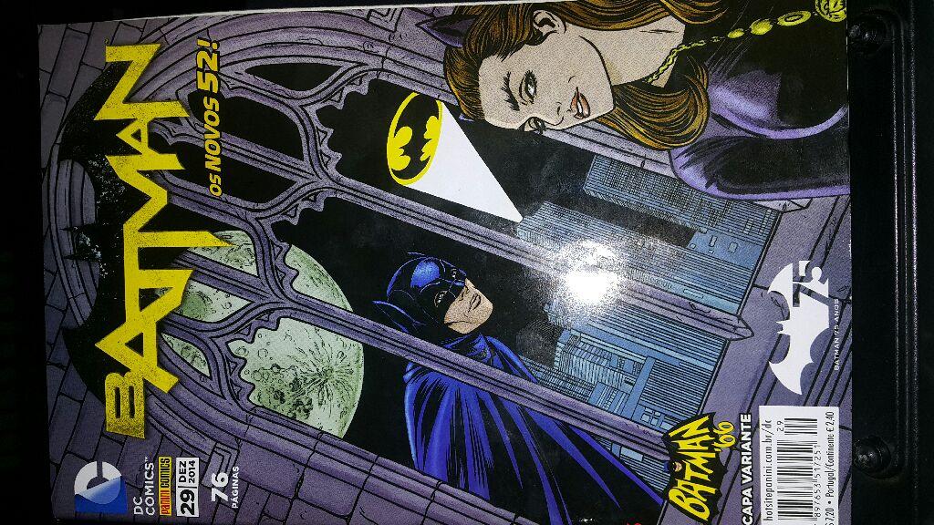 Batman - 29 cover