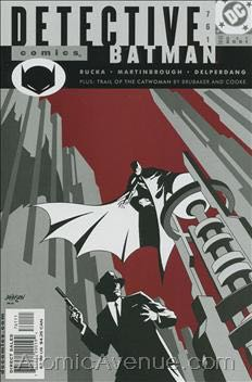 Batman - 761 cover