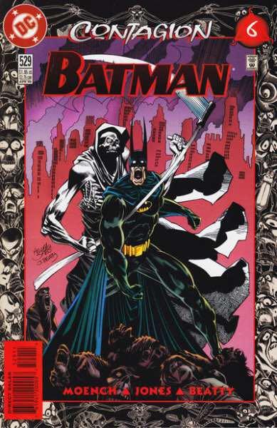 Batman - 529 cover