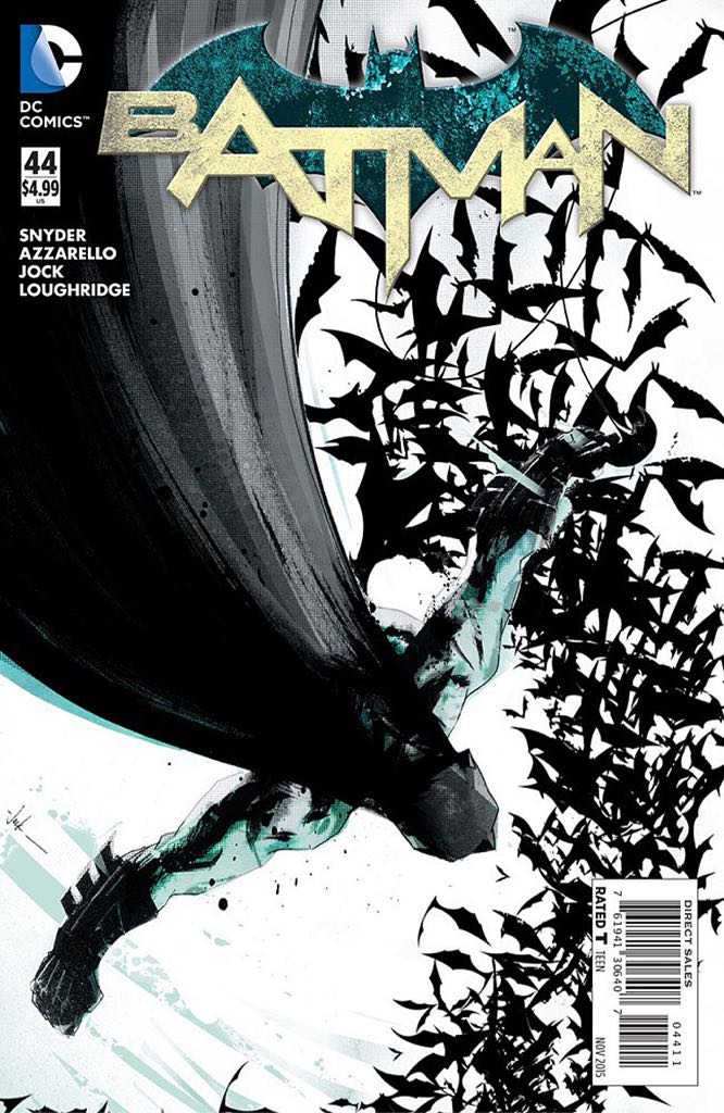 Batman - 44 cover