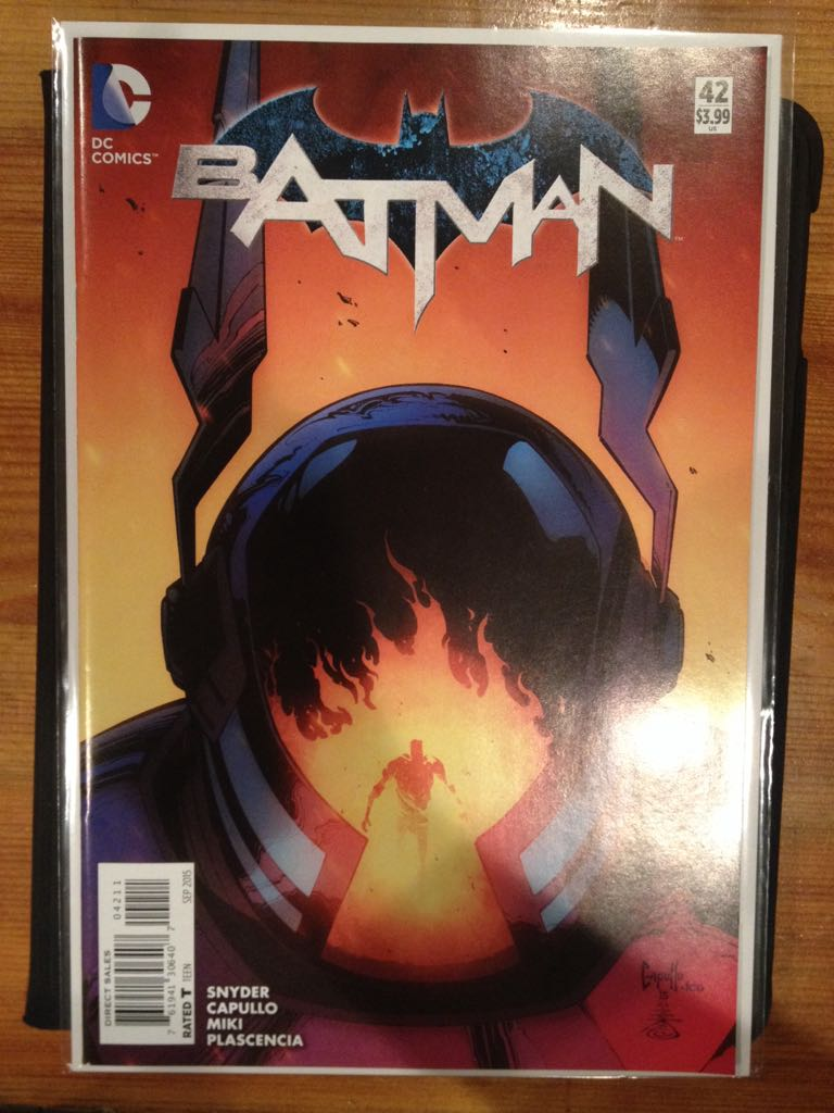 Batman - 42 cover