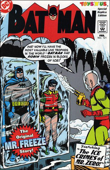 Batman - 121 cover
