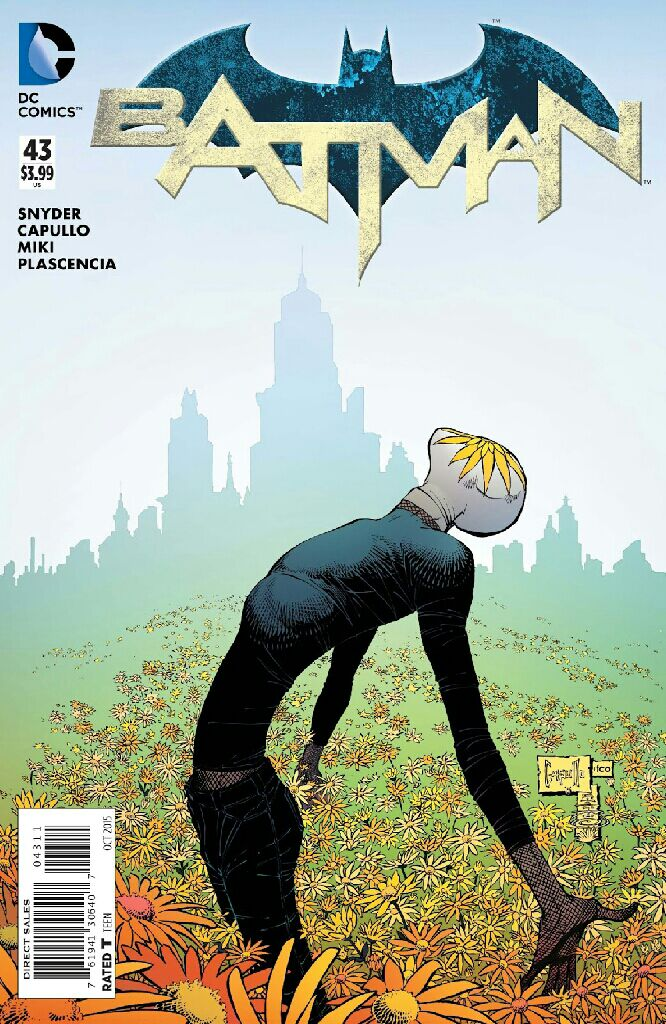 Batman - 43 cover
