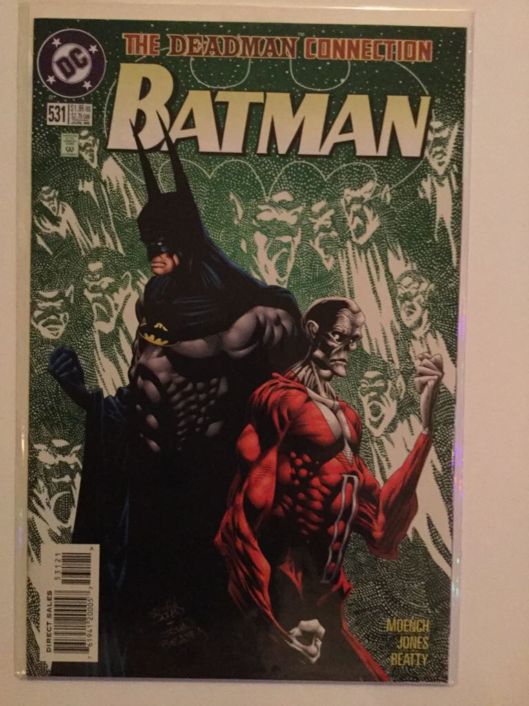 Batman - 531 cover