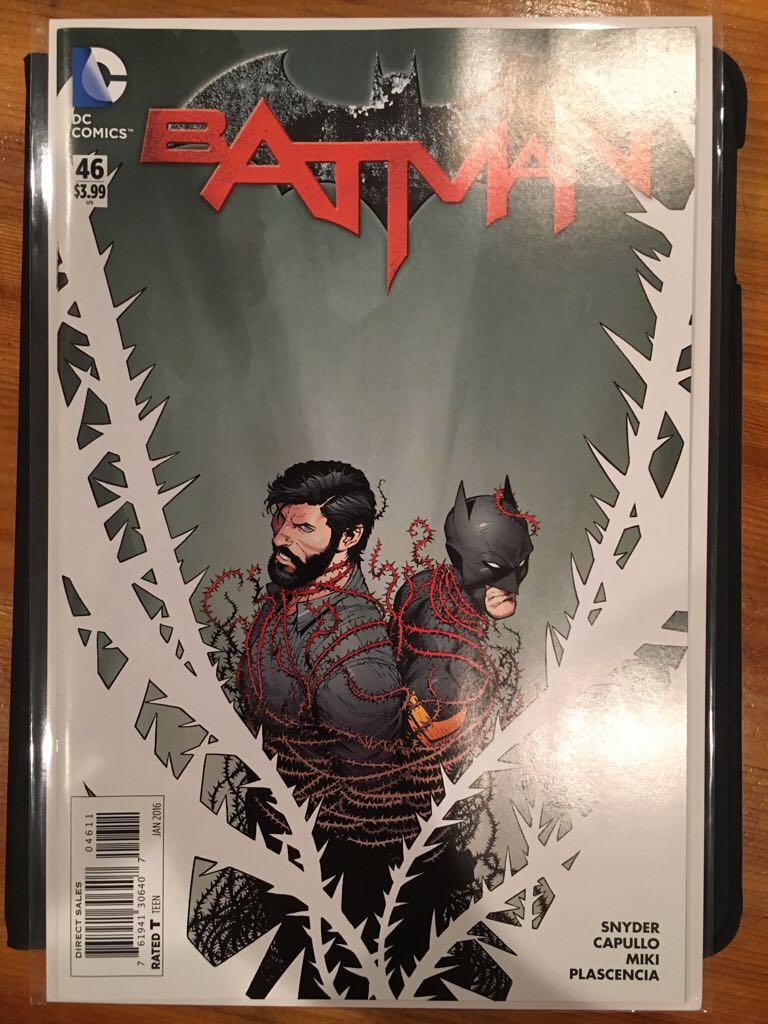 Batman - 46 cover