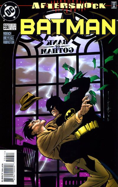 Batman - 556 cover