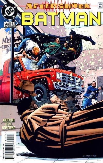Batman - 559 cover