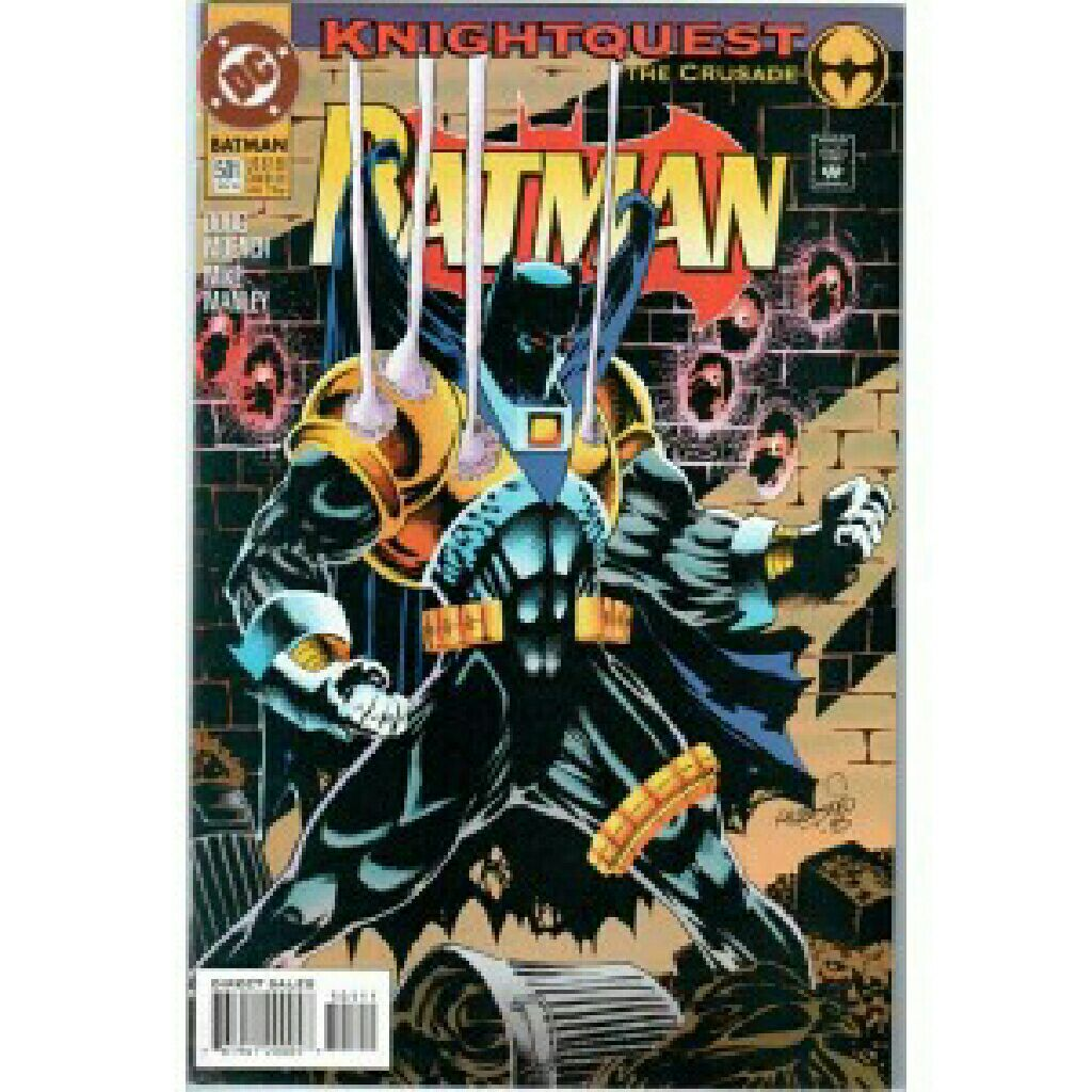 Batman - 501 cover