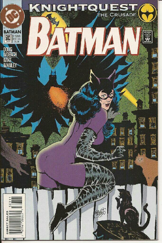 Batman - 503 cover