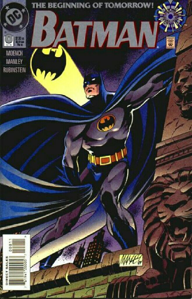 Batman - 0 cover