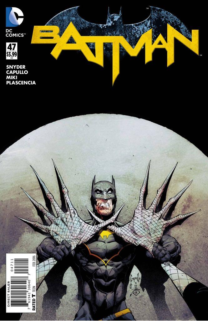 Batman - 47 cover