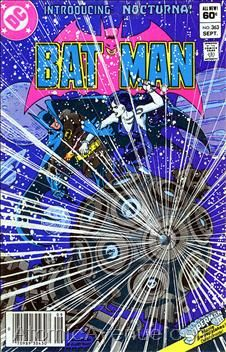 Batman - 363 cover