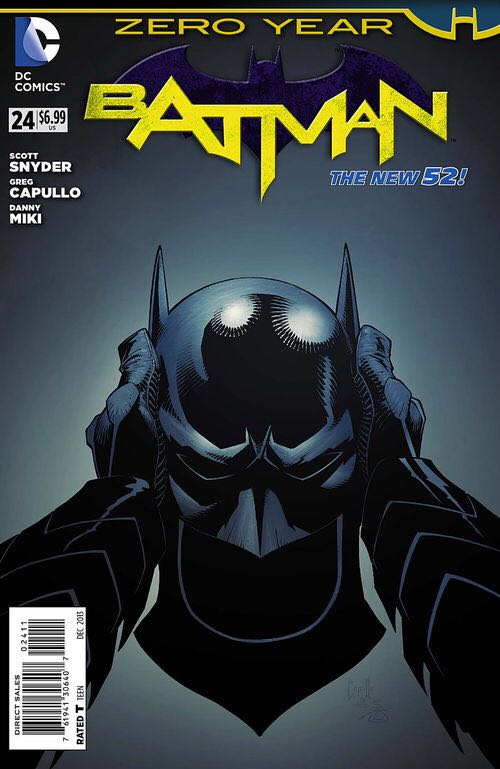 Batman - 24 cover
