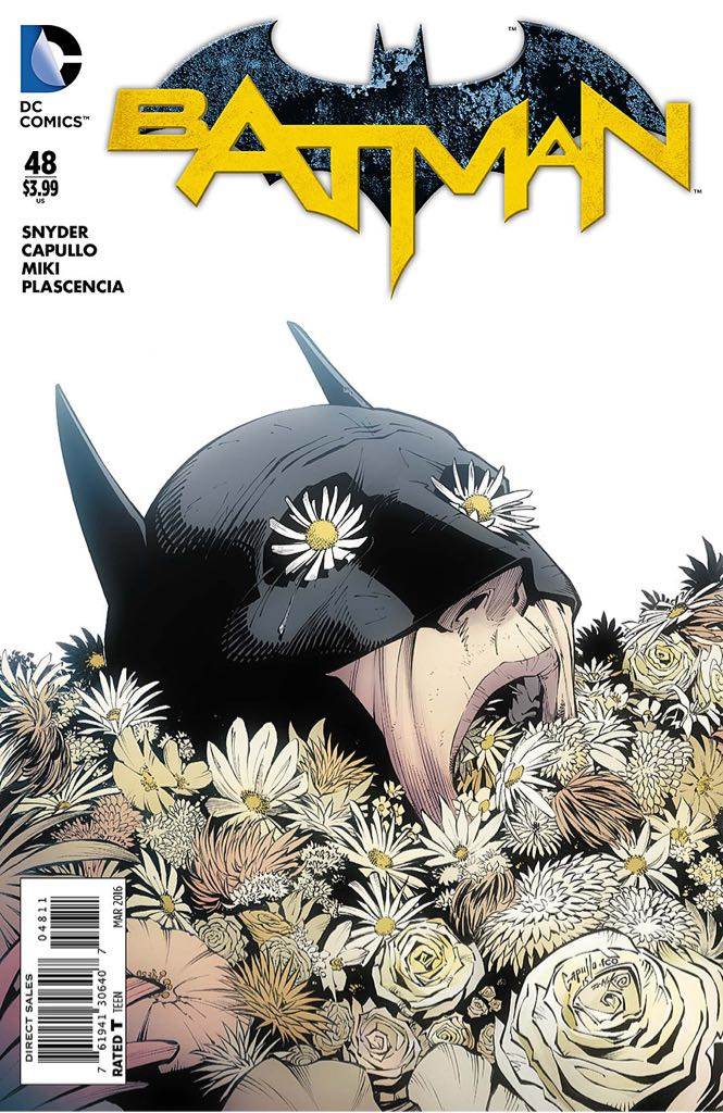 Batman - 48 cover