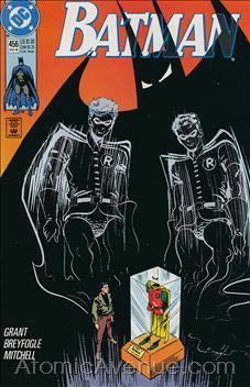 Batman - 456 cover