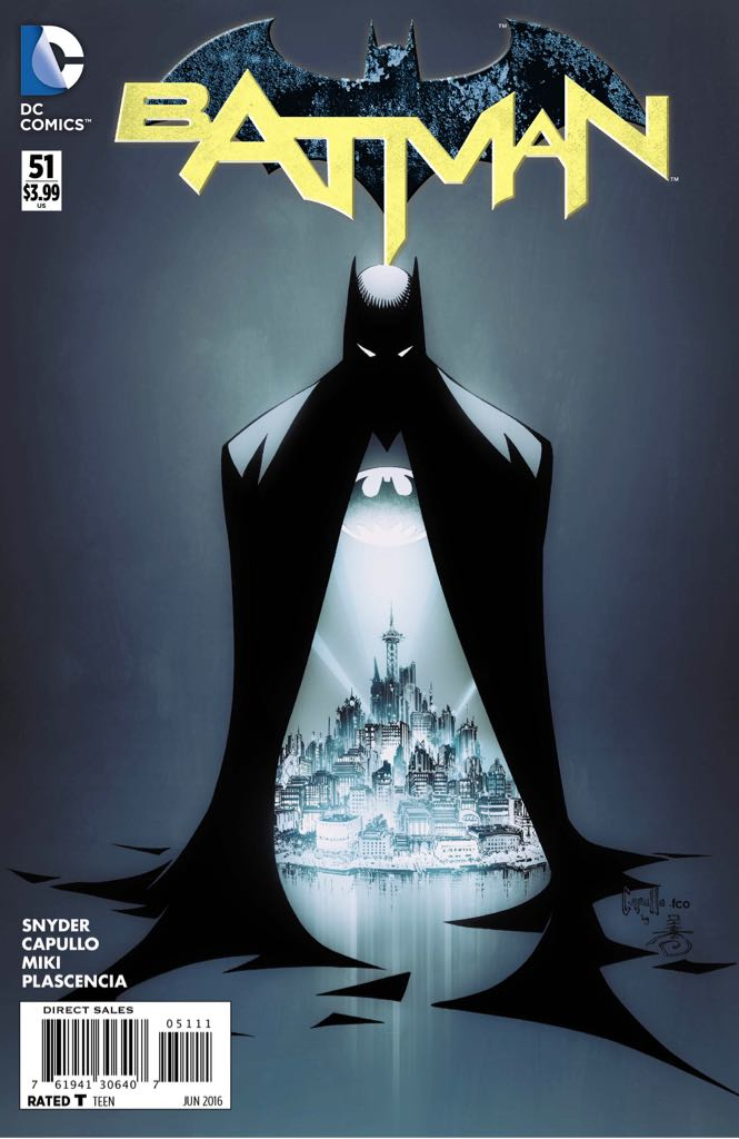 Batman - 51 cover