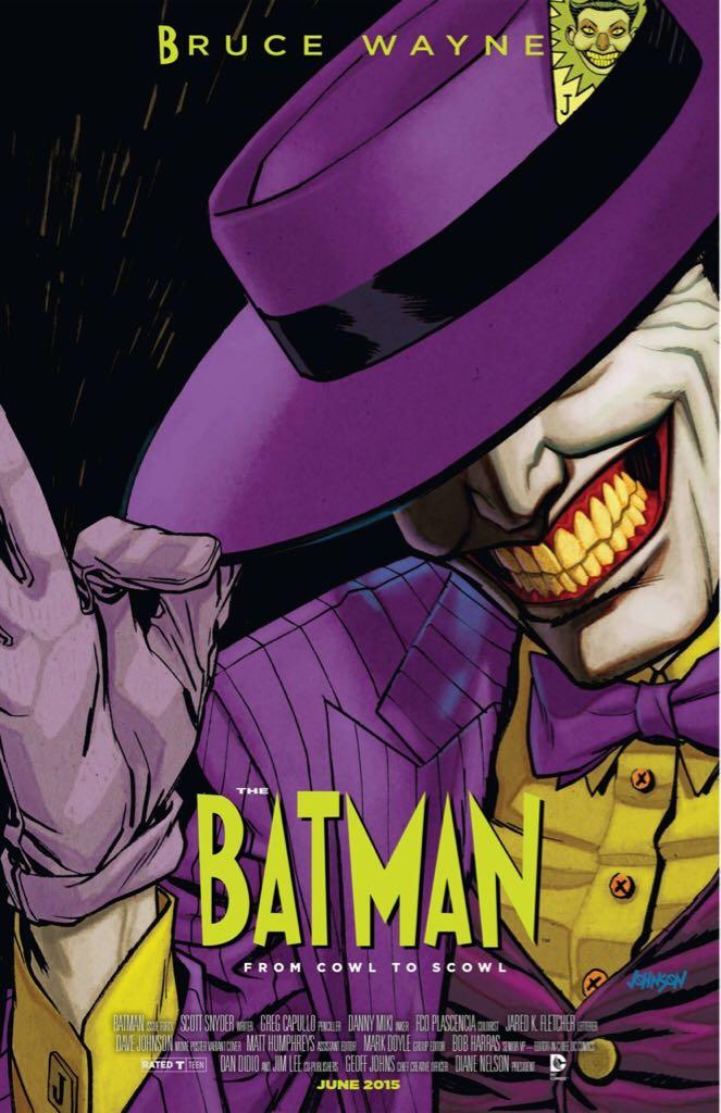 Batman - 40 cover