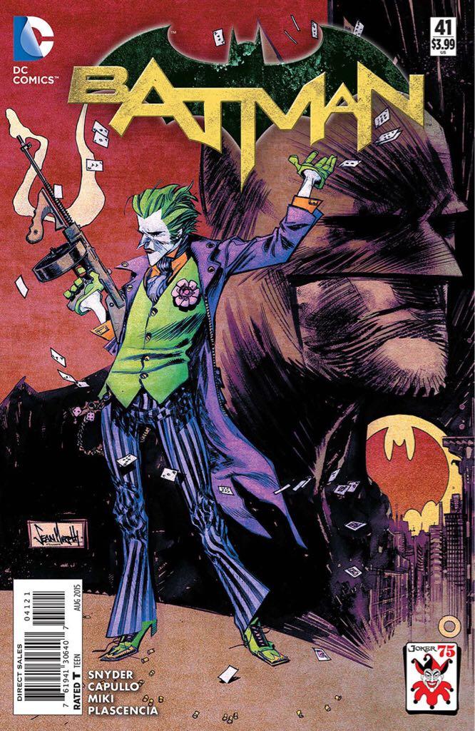 Batman - 41 cover