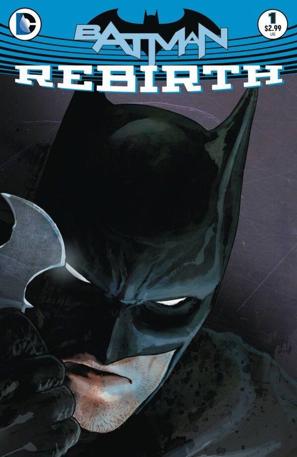 Batman - 1 cover