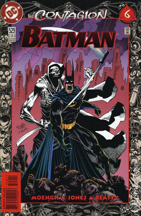Batman - 529 cover