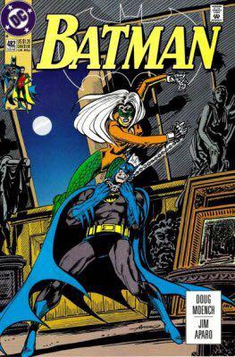 Batman - 482 cover